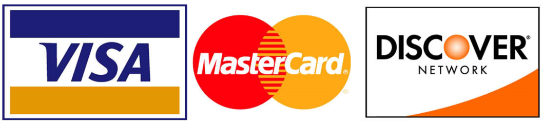 ViaScan Accepts Credit Cards