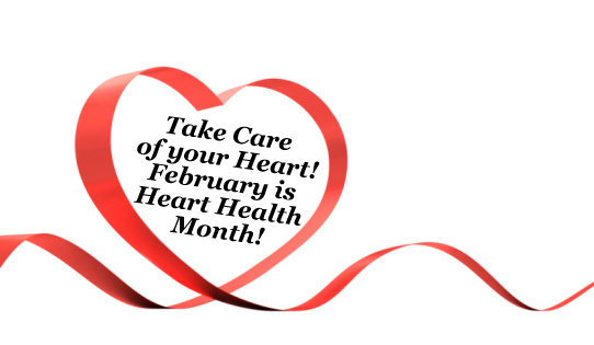 Take Care of you Heart